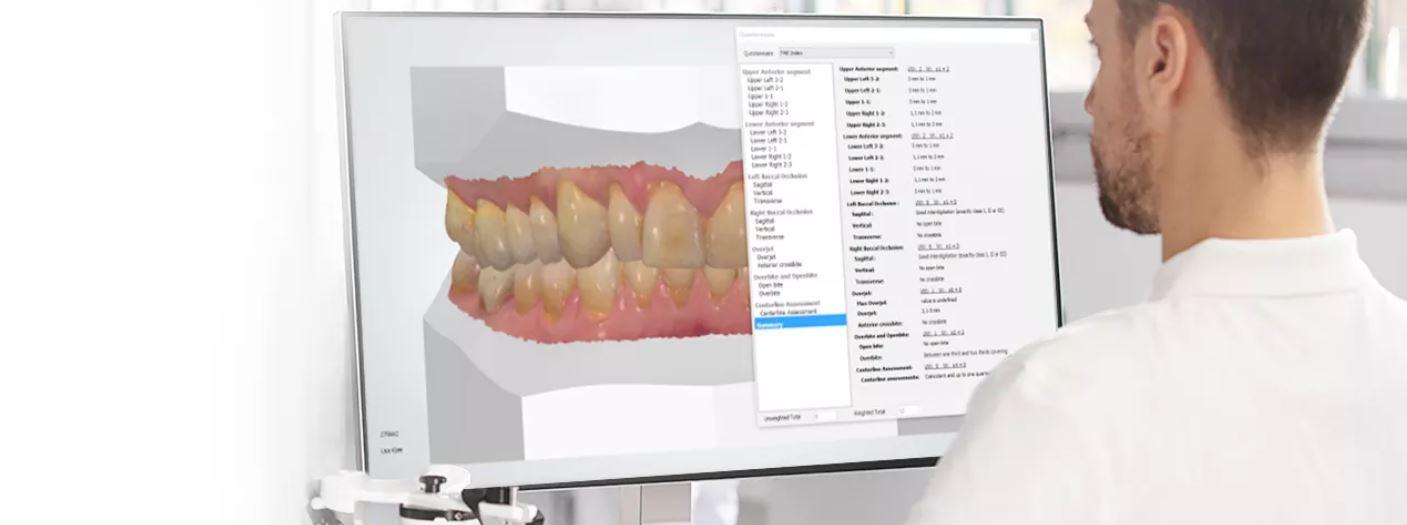 3shape orthodontia 3