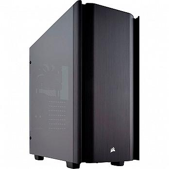 Gabinete Corsair Gamer Obsidian Series 500D Preto Premium Alumínio e Vidro - CC-9011116-WW