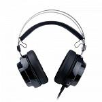 Headset Gamer Redragon Siren 2, USB, Black, H301USB-1