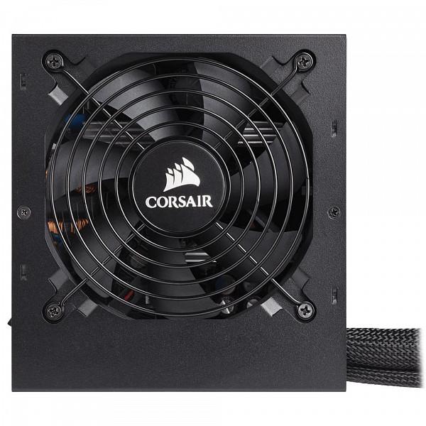 Fonte Corsair 650W 80 Plus Bronze CX650 - CP-9020122