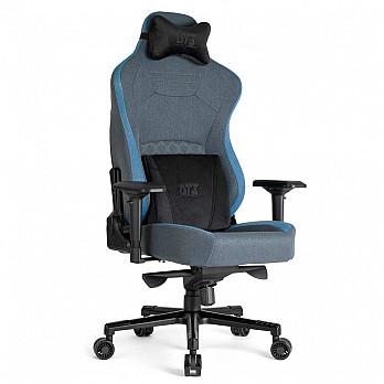 Cadeira Gamer DT3sports Royce Tecido Navy Blue 11914-6