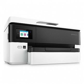 Impressora HP Multifuncional Jato de  Tinta Color HP OJ 7720