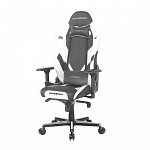 Cadeira DXRacer Gaming Preta / Branco OH/GB001/NW