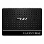 SSD PNY CS900 120GB, Sata III, Leitura 515MBs e Gravação 490MBS - SSD7CS900-120-RB