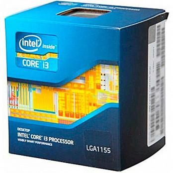 Processador Intel Core i3 3240 3.40GHz, 3MB, 2-Cores 4-Threads, LGA 1155 OEM