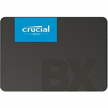 SSD Crucial BX500, 480GB, SATA, Leitura 540MBs, Gravação 500MBs - CT480BX500SSD1