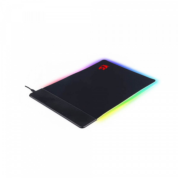 Mousepad Gamer Redragon Blitz, RGB, Speed, Médio (278 x 402mm) - P025