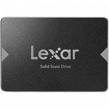 SSD Lexar NS100, 128GB, SATA, Leitura 520MB/s - LNS100-128RBNA
