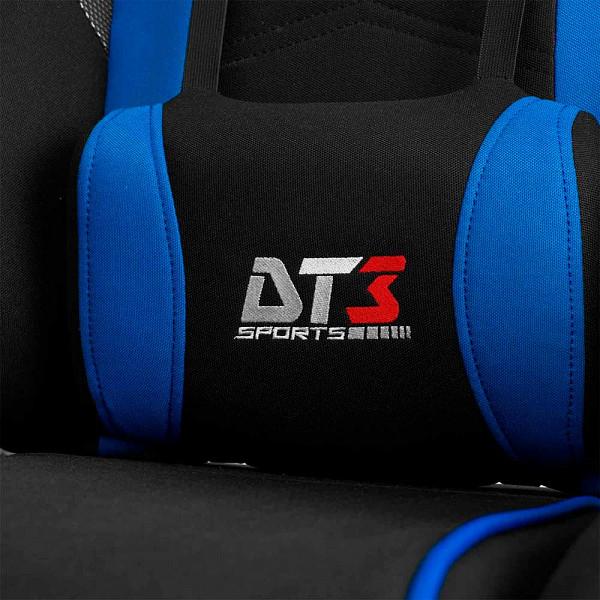 Cadeira Gamer DT3sports Elise Fabric Blue 12193-6