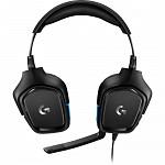 Headset Gamer Logitech G432 7.1 Som Surround, Drivers 50mm - 981-000769