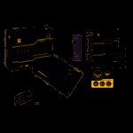 Placa-Mãe Asus TUF B450-Plus Gaming AM4 90MB0YM0-M0EAY0