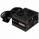 Fonte Corsair 600W 80 Plus White VS600 - CP-9020224-BR