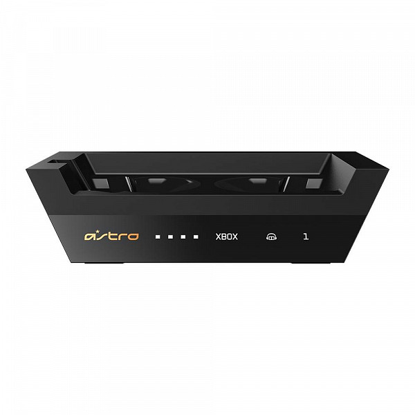 Headset Sem Fio ASTRO Gaming A50 + Base Station Gen 4 com Áudio Dolby - Compatível com Xbox One, PC, Mac - Preto/Dourado - 939-001681