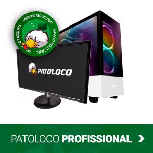 Computadores profissionais para softwares pesados de engenharia, arquitetura, odontologia, fotografia, vídeomaker e design