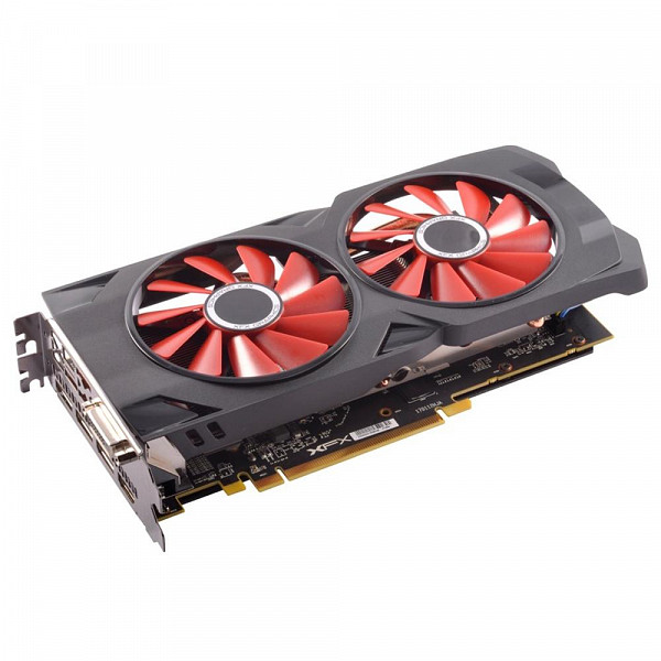 Placa de Vídeo XFX AMD Radeon RX 570 RS XXX Edition, 8GB, DDR5 - RX-570P8DFD6