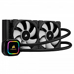 Water Cooler Corsair iCUE H100i PRO XT Hydro Series, 120mm, RGB - CW-9060043-WW
