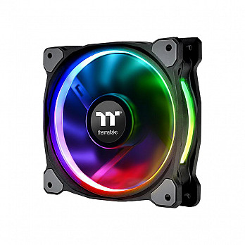 Thermaltake  - FanTT Riing Plus 14 RGB Radiator Premium Edit Pack C3 LED CL-F056-PL14SW-A