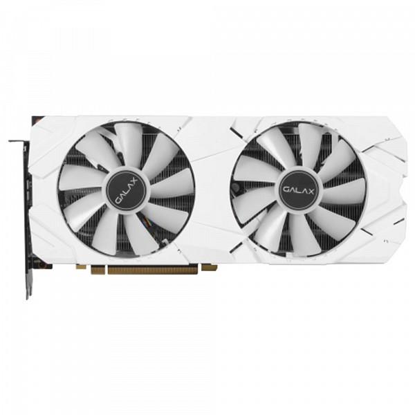 Placa de Vídeo Galax GeForce RTX 2060 Super EX White (1-Click OC) 8GB GDDR6 256 bits - 26ISL6MPX6EW