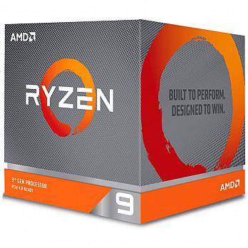 Processador AMD Ryzen 9 3900X 3.8ghz 12-Core 24-thread AM4 105W 100-100000023BOX