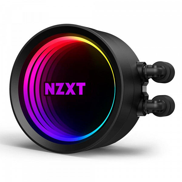 Water Cooler NZXT Kraken X53 240mm (2x 120mm), RGB, para Intel/AMD - RL-KRX53-R1