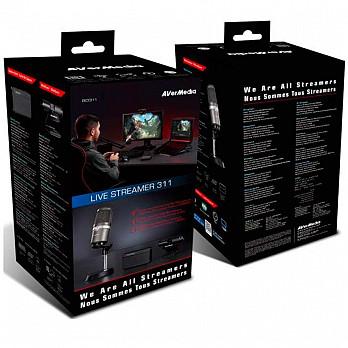 Kit Live Streamer Bo311 - AverMedia