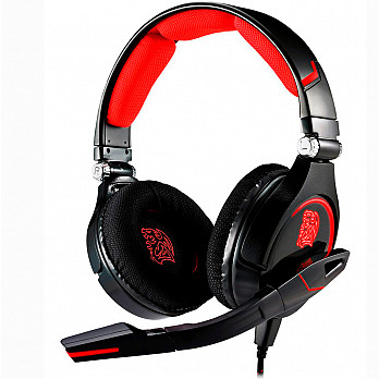 Headset Gamer Thermaltake TT eSports Cronos - HT-CRO008ECBL