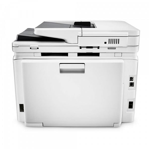 Impressora HP Multifuncional Laserjet-Color HP M477FNW
