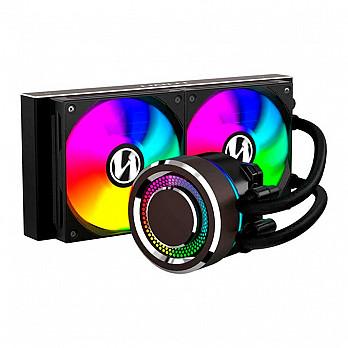 Water Cooler Lian Li Galahad AIO 240 RGB Black, GA-240B