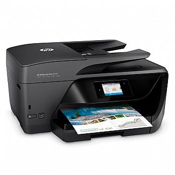 Impressora HP Multifuncional Jato de  Tinta Color HP OJ PRO 6970
