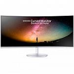 Monitor Samsung 34´ LED Branco Curvo LC34F791WQLXZD