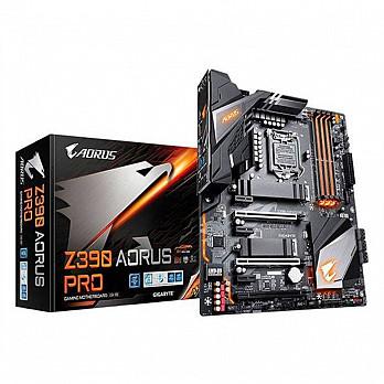 Placa Mãe Gigabyte, Lg1151 9ª Geração, Chipset Z390 Pro, DDR4, PCI-E