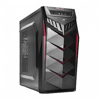 Gabinete ATX (S/fonte) 1b Gamer Mt-g70bk Preto C3tech