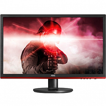 Monitor Gamer AOC Led 24´ Widescreen 1ms VGA HDMI Display Port G2460VQ6