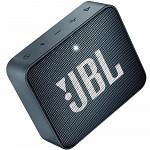 Caixa de Som JBL Go 2, Bluetooth, À Prova D´Água, 3W, Navy - JBLGO2NAVY