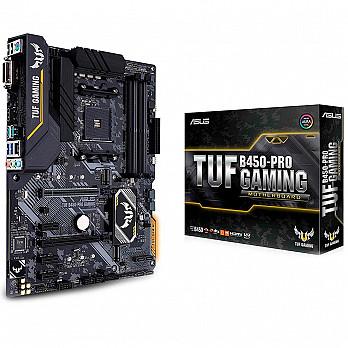Placa-Mãe Asus TUF B450-Pro Gaming AM4 90MB10C0-M0EAY0
