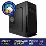 Computador Patoloco (Home) i5 9400F, GT 210, 8GB DDR4, SSD 120