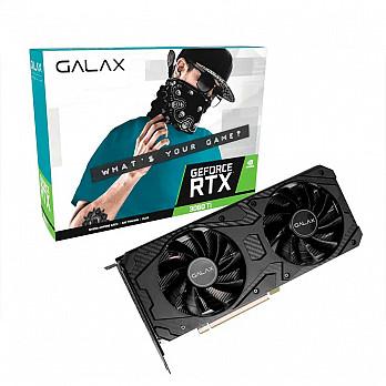 Placa de Vídeo GALAX GeForce RTX 3060 Ti (1-Click OC) 8GB GDDR6 256Bits - 36ISL6MD1VDD
