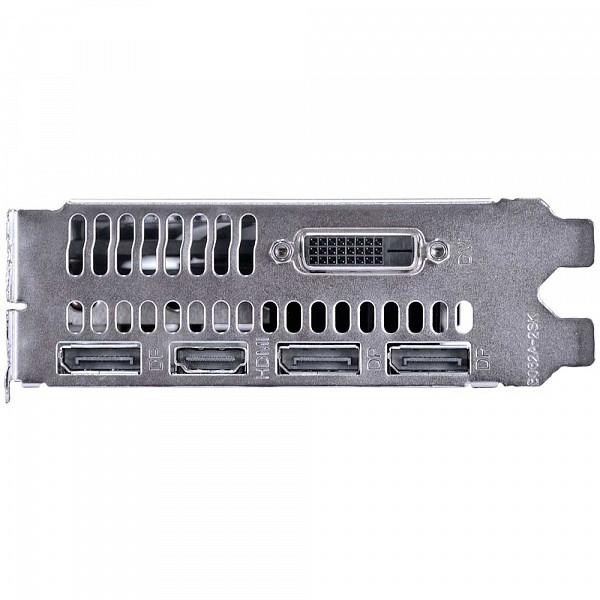 Placa de Vídeo PCyes AMD Radeon RX 570 4GB GDDR5 256 Bits Dual-Fan Graffiti Series - PJ570RX256GD5