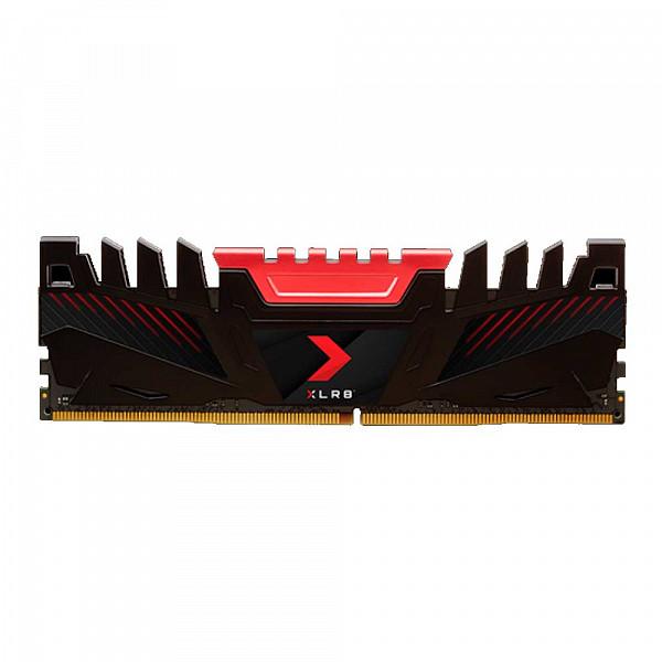 Memória DDR4 PNY XLR8 Gaming, 16GB, 3200MHZ, MD16GD4320016XR