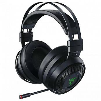 Headset Gamer Sem Fio Razer Nari Ultimate Wireless, Chroma, Som Surround 7.1, PS4 e PC, Drivers 50mm - RZ04-02670100-R3U1