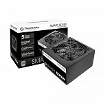 Fonte Thermaltake 500W 80 Plus White Smart Series - PS-SPD-0500NPCW
