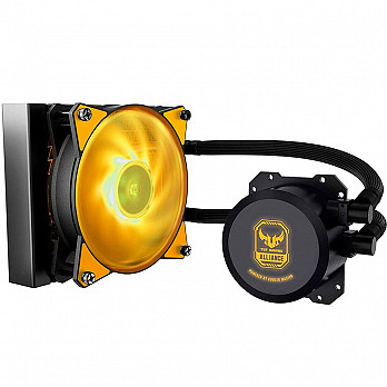 Water Cooler Cooler Master Masterliquid ML120L RGB TUF Gaming, 120mm - MLW-D12M-A20PW-RT