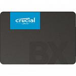 SSD Crucial BX500, 1000GB, SATA, Leitura 540MB/s, Gravação 500MB/s - Ct1000bx500ssd1
