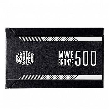 Fonte Cooler Master 500W 80 Plus Bronze -  ACAAB-BR