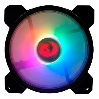 Cooler para gabinete Redragon, RGB, 120mm, GC-F010