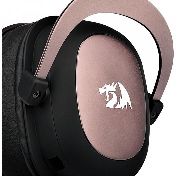Headset Redragon Zeus 2, USB, Surround 7.1, H510-1