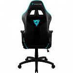 Cadeira Gamer ThunderX3 EC3 Preto/Ciano, EC3-PT/CYAN
