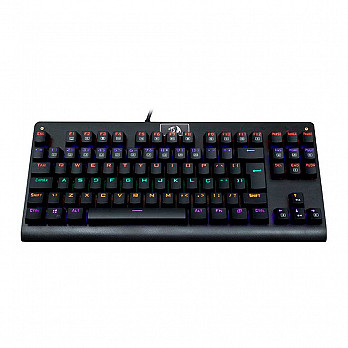 Teclado Mecânico Gamer Redragon Dark Avenger K568 Rainbow, Switch Outemu Red, ABNT2