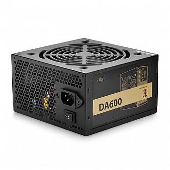 Fonte Deepcool 600W, 80 Plus Bronze - DA600N