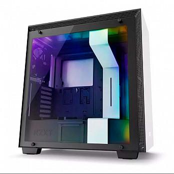Gabinete H700I Branco Rgb Tg Ca-H700W-WB Nzxt